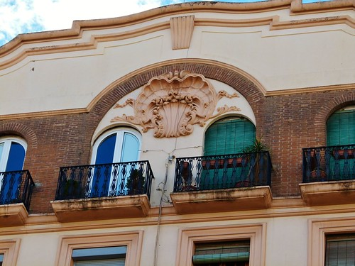 Arquitectura ecl ctica en ruzafa valencia russafa o la for Arquitectura eclectica