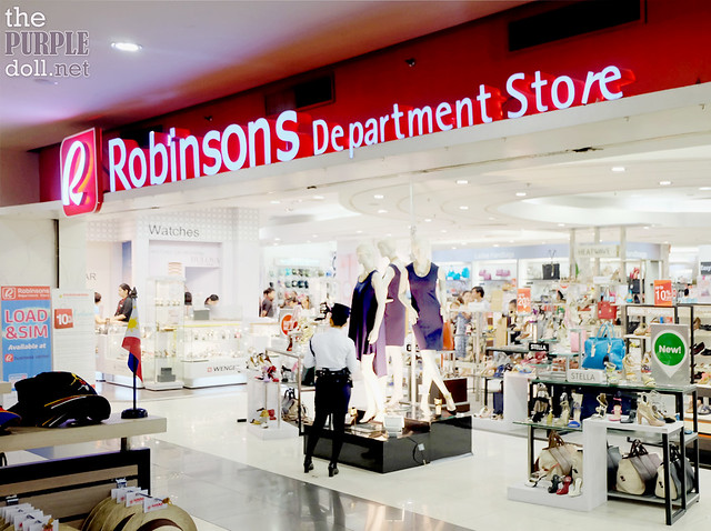 Robinsons Department Store at RP Manila