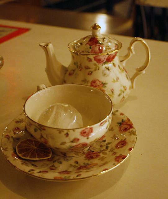 Tipsy Tea