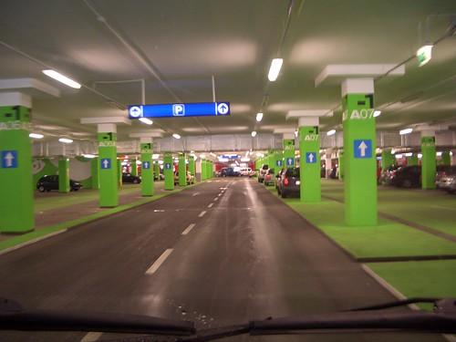 Расширение зоны платной парковки.