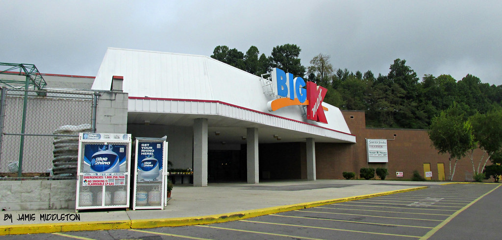 Kmart -- Claypool Hill Mall