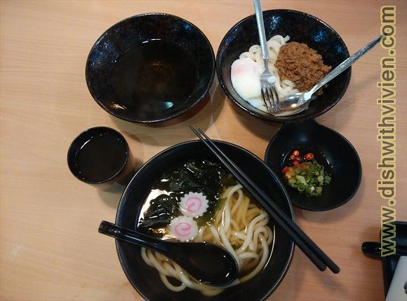 Kodawari Menya Udon_2