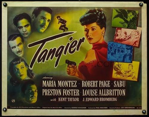 Tangier - Poster 3