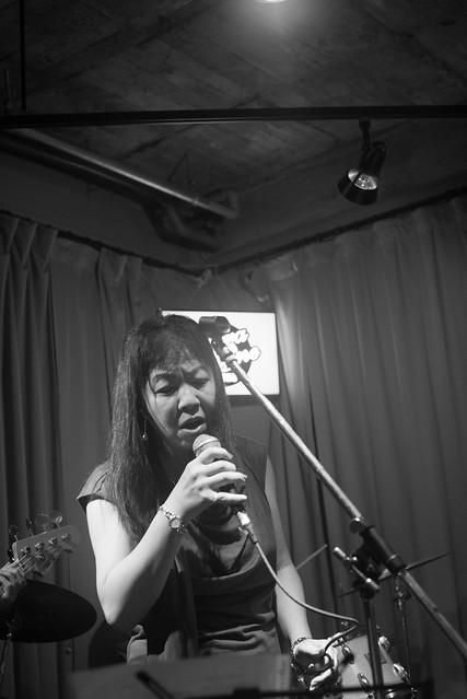 T.G.I.F. blues session at Terraplane, Tokyo, 08 Jul 2016 -00427