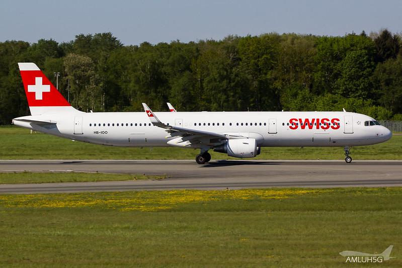 Swiss - A321 - HB-IOO (1)