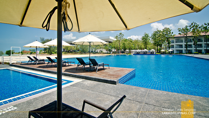 Century Langkasuka Langkawi Pool
