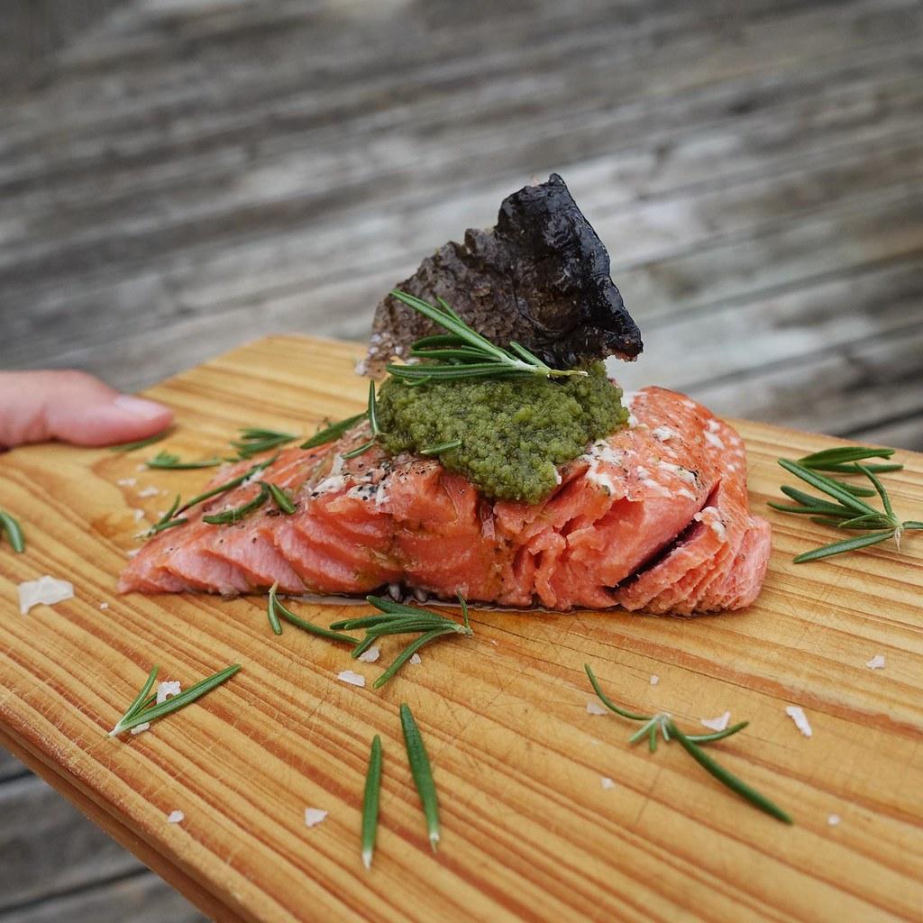 Salmon - Food Alert, July 2016