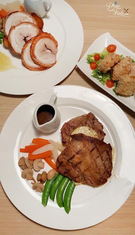 wayne cafe sri petaling lunch