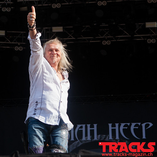 Uriah Heep @ Rock the Ring - Hinwil - Zurich