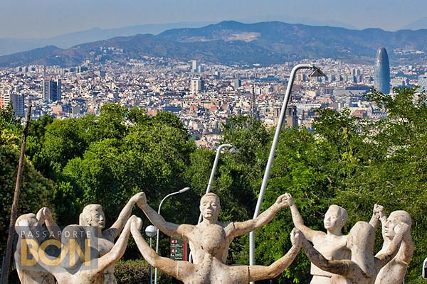 monumento a la sardana, Barcelona