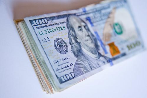 100 Bill Stack ... $100 Bill Stack