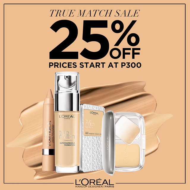 July SALE ALERT! L'Oreal, Maybelline and MORE!