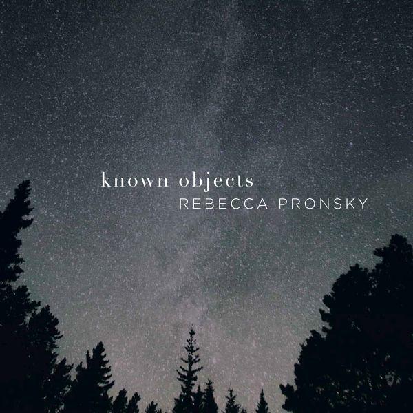 Rebecca Pronsky - Known Objects