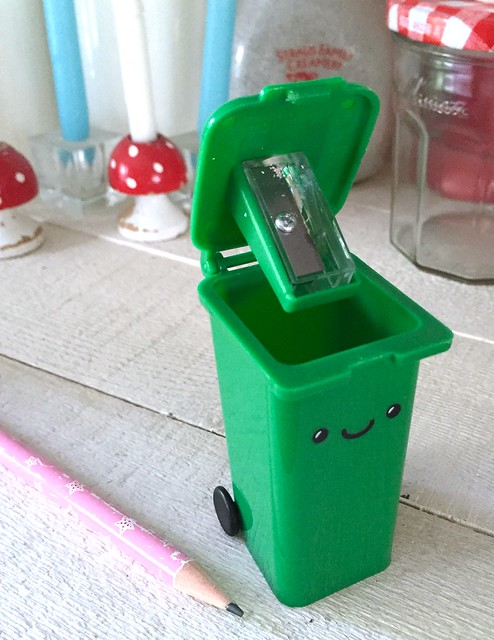 Kawaii pencil sharpener!