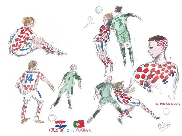 Euro 2016 CRO-POR