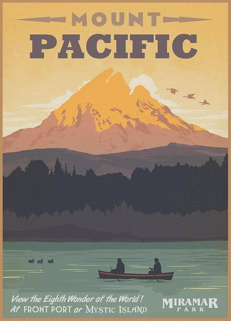 Mount Pacific