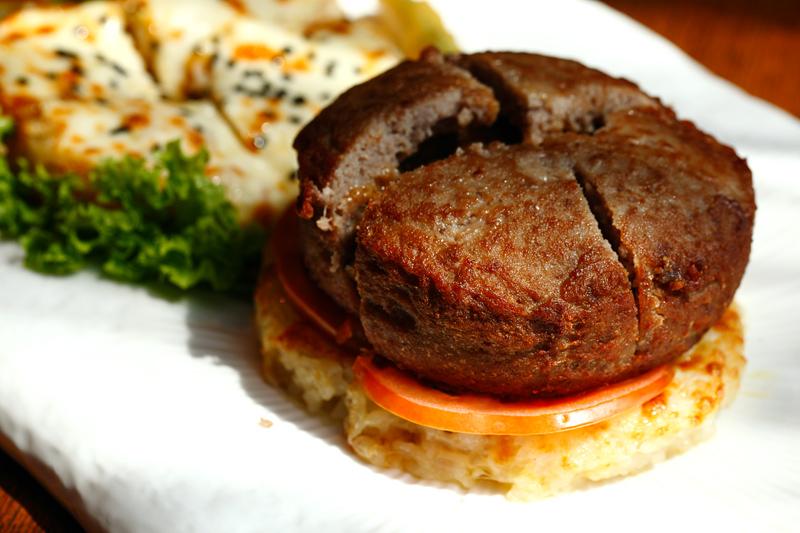 Wagyu Burger Patty