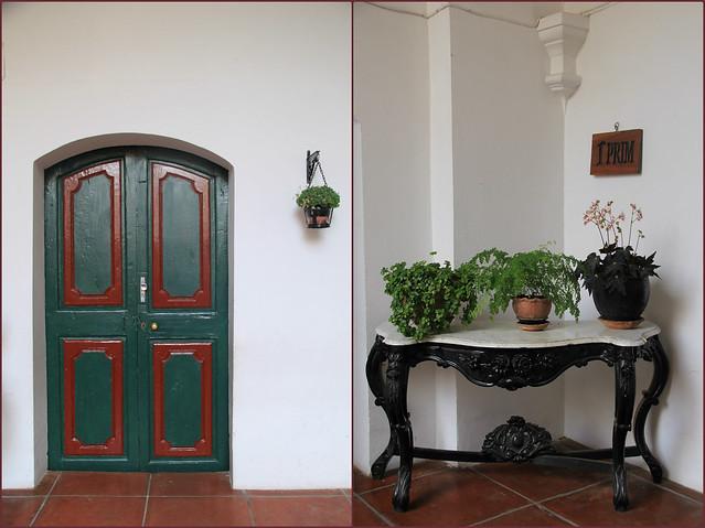 Corridors, San Felipe Neri