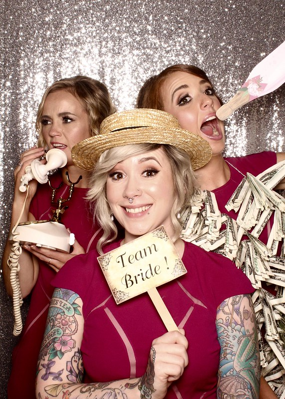 Bridesmaid's Photobooth