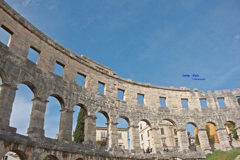 Istria-Pula-Arena-Croatia-普拉競技場-17度C隨拍- (45)