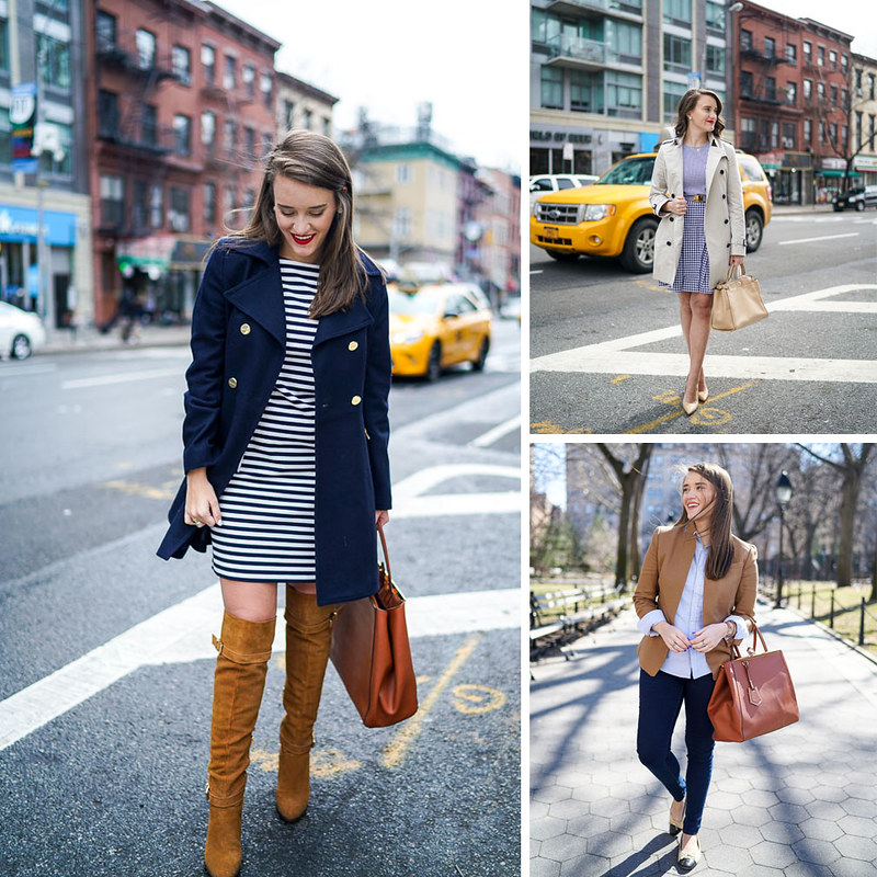 10 Preppy Style Fashion Bloggers You Should Know | Krista - Covering the Bases
