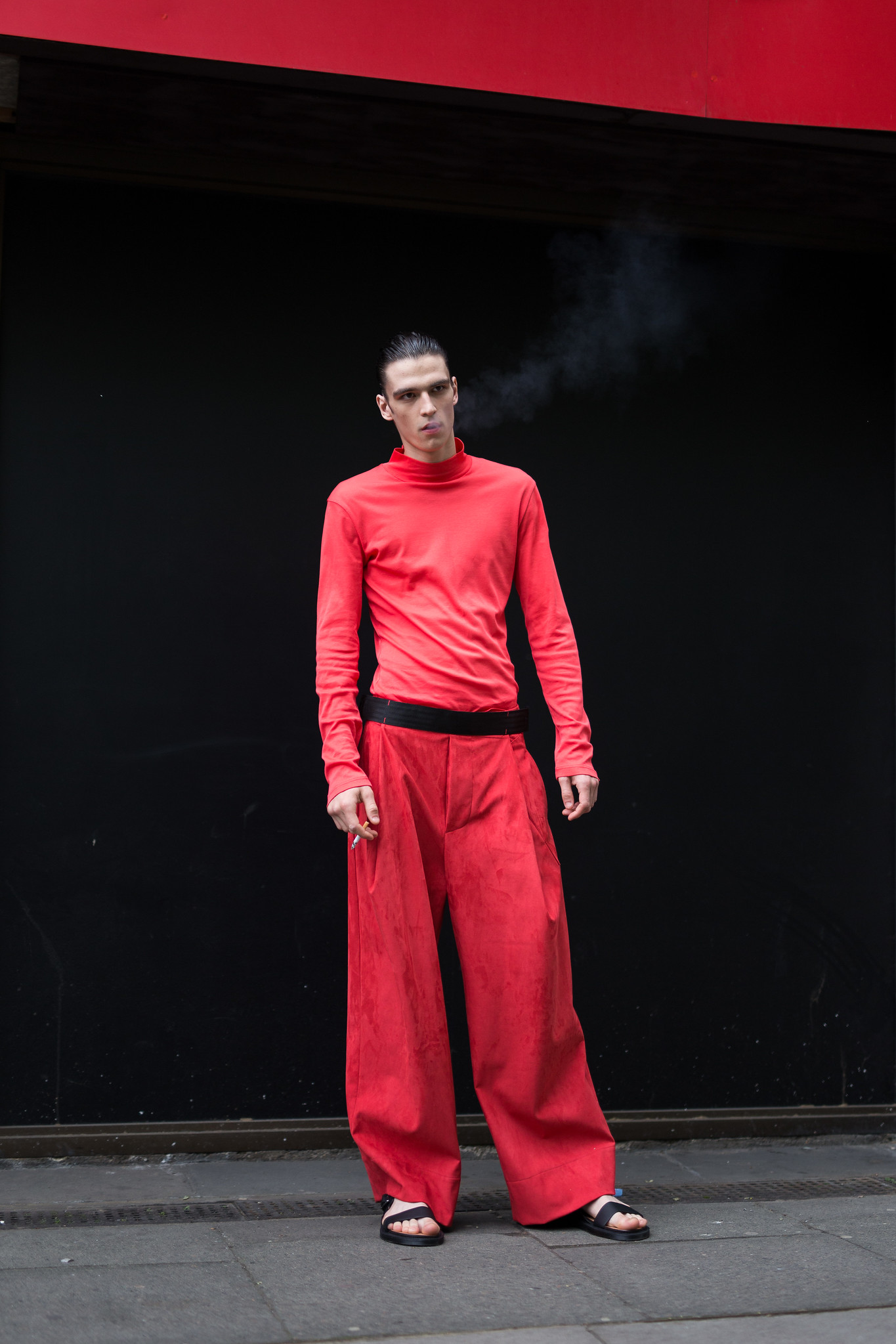 Street Style - Vladislav Blagorodnov, London Collections: Men