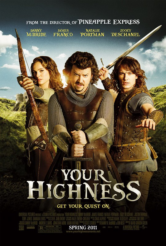 Your Highness - Poster 1