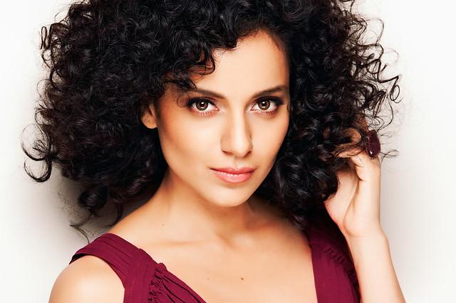 Фото | Красивая индийская актриса Кангана Ранаут
