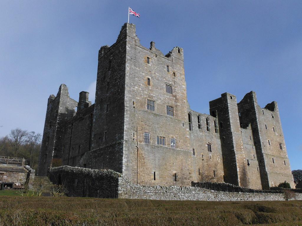 Bolton Castle 1