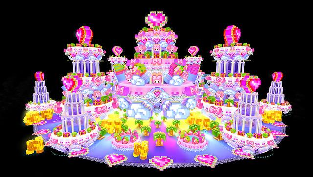 SL13B - Cake Stage