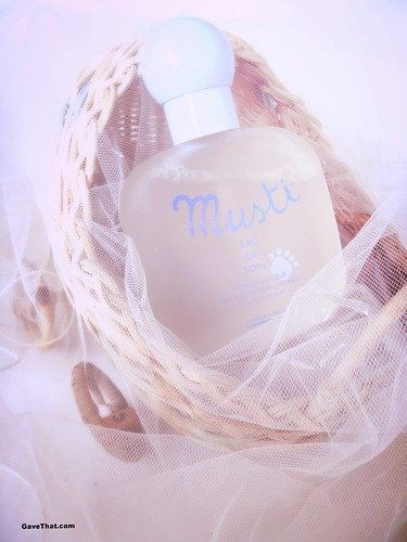 Musti Eau de Soin Mustela Baby Perfume