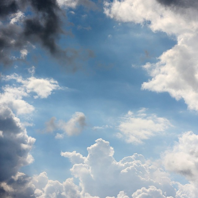 Different kinds of cloud