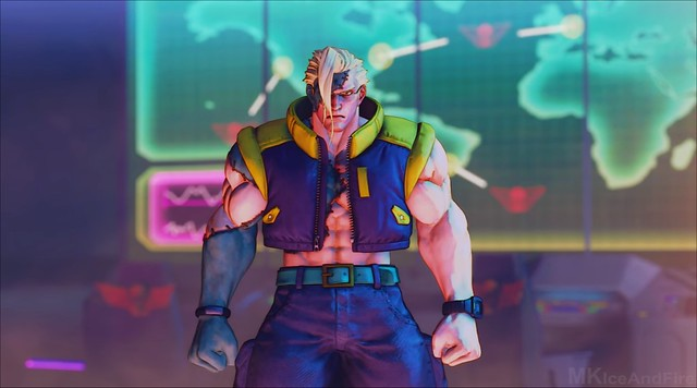 Street Fighter V - příběh