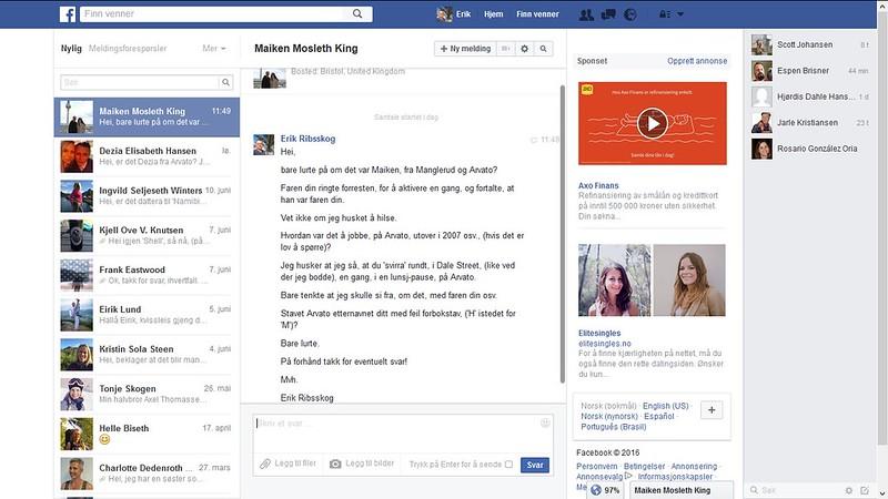 maiken facebook
