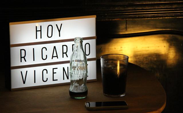 RICARDO VICENTE EN EL BELMONDO - 4.06.16