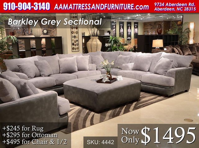 Barkley Greey Sectional WM