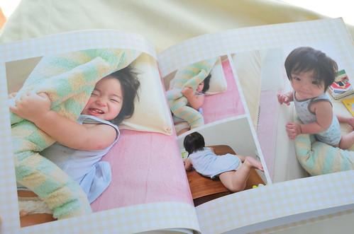 おまかせマイブック 1歳写真集