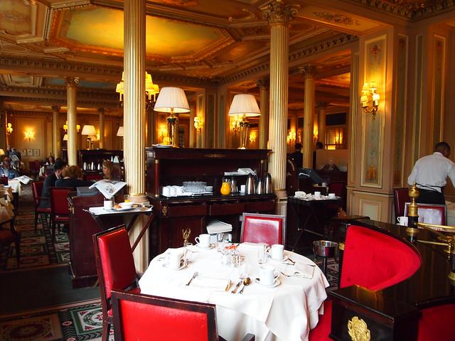 P5261283 CAFE de la PAIX(カフェ・ド・ラ・ペー) paris パリ フランス