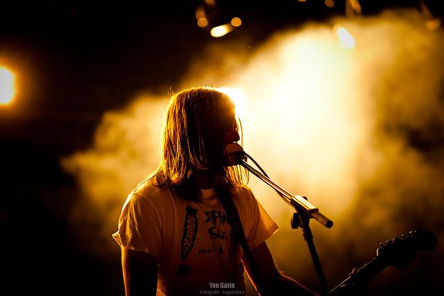 Fotografías del concierto de Belako en el Tres Sesenta Festival