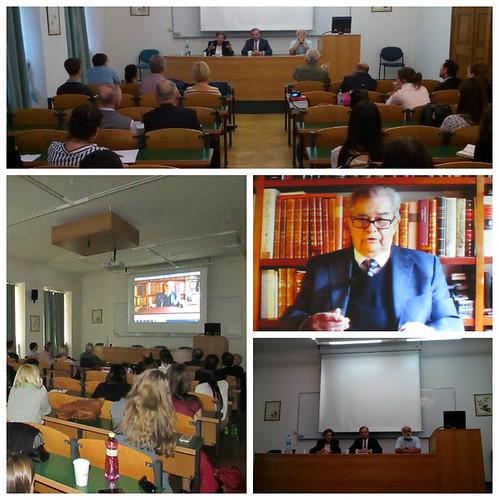 Videoconferencia sobre Fray Bernardino de Sahagún