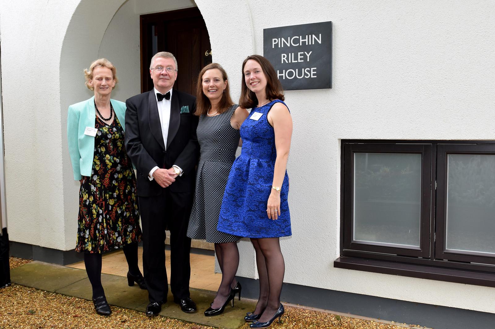 Pinchin Riley House naming