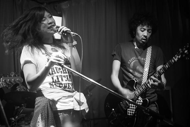 T.G.I.F. blues session at Terraplane, Tokyo, 08 Jul 2016 -00188