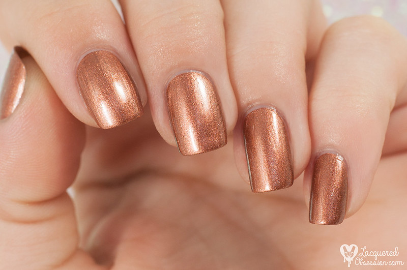 Pupa - Bronze Fever Lasting Color Gel