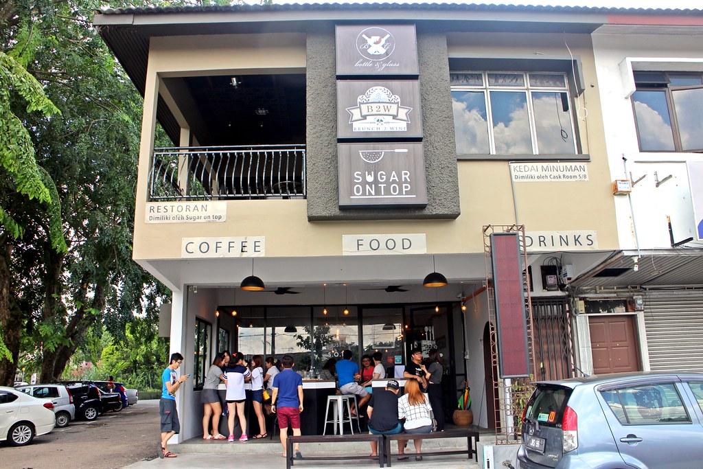 Matcha Johor Bahru: Sugar On Top