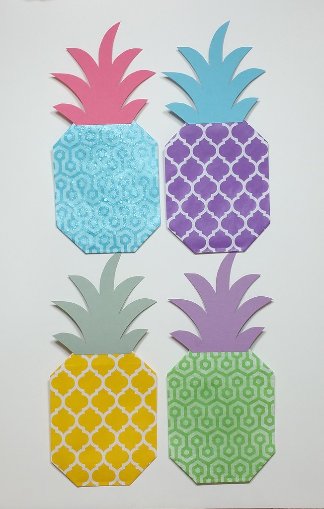 Pineapple Treat Bags | shirley shirley bo birley Blog