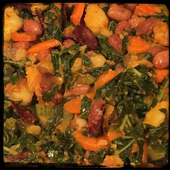 #Collards #Beans #Potatoes #Homemade #CucinaDelloZio -