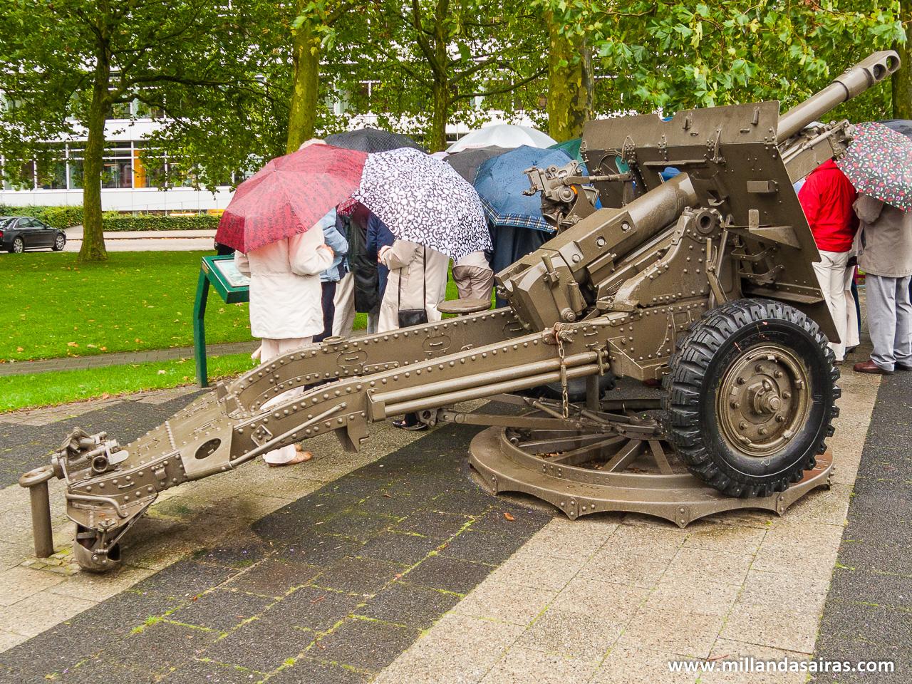 Monumento en recuerdo a la batalla de Arnhem