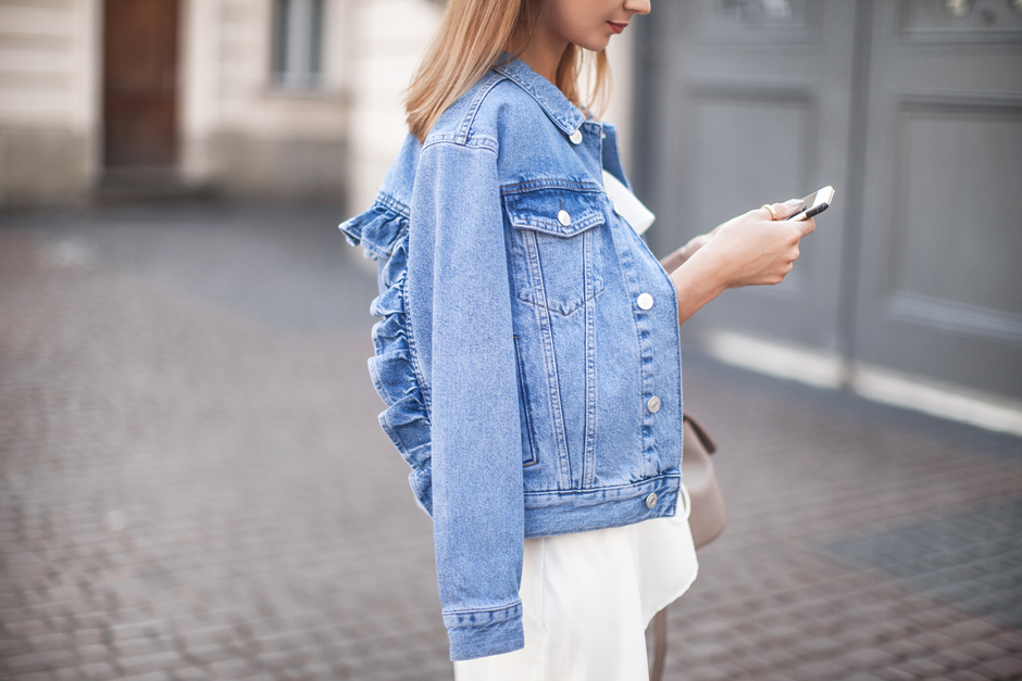 ruffle-denim-jacket-unique-design