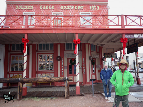 Tombstone: Golden Eagle Brewery