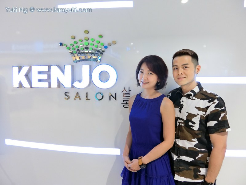 Europe KENJO korean Hair Salon 살롱ok CIMG1017 14Yuki Ng undercut